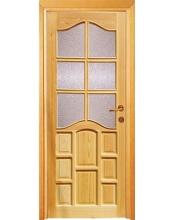 Camlı Ahşap Kapı 3