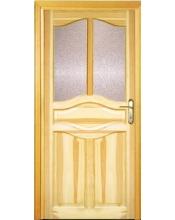 Camlı Ahşap Kapı 4