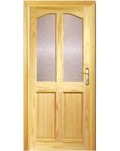 Camlı Ahşap Kapı 5