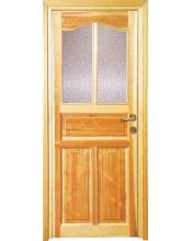Camlı Ahşap Kapı 6