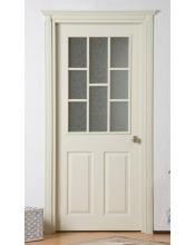 Amerikan Kapı Çıtalı Aspendos camlı