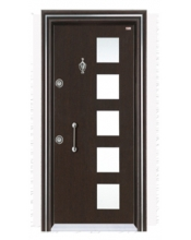 Çelik Kapı Lüks Laminat Seri LPS 18